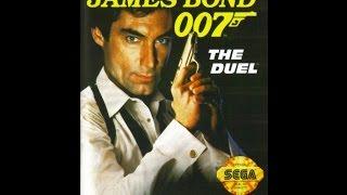James Bond 007 The Duel (SEGA) 1993 Full Playthrough (Полное прохождение)