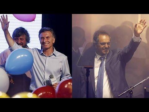 Αργεντινή: Στον δεύτερο γύρο θα αναδειχθεί ο νέος πρόεδρος