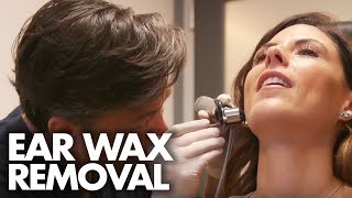 MEDICAL EAR WAX EXTRACTION (Beauty Trippin) by Clevver Style