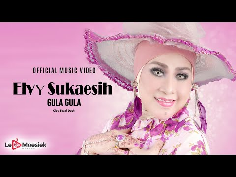Elvy Sukaesih - Gula Gula (Official Music Video)
