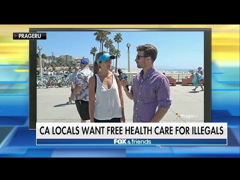 'The Destruction Of California': CA Locals Want Free Health Care For Illegal Immigrants