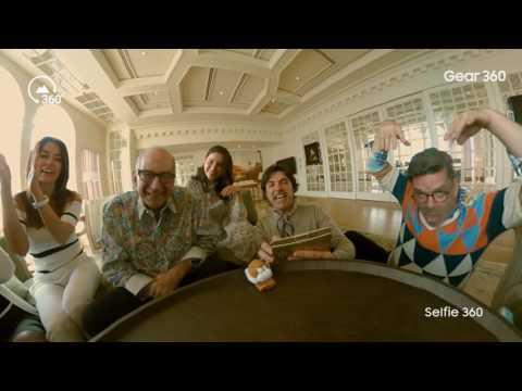 Samsung Gear 360 - jak używać kamery 360 stopni
