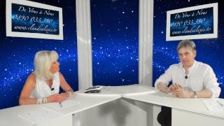 Ce soir Votre émission De Vous à Nous avec Evelyne Leclercq Et Claude Alexis Pour nous appeler en direct: le 0890 033 330...