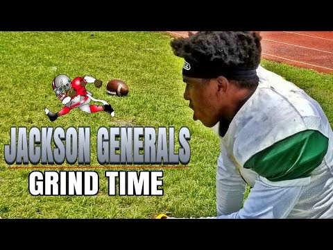 Miami Jackson | GRIND TIME | Spring Scrimmage