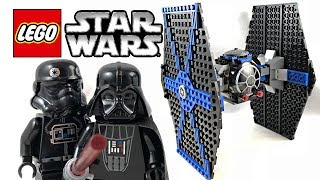 Download Lagu LEGO Star Wars TIE Fighter review and unboxing! 2005 set 7263! Mp3