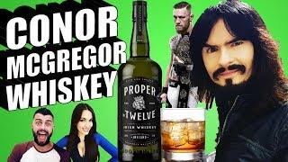 Video Irish People Try CONOR McGREGOR'S WHISKEY 'Proper No. Twelve' Review 12 + Conor vs Khabib UFC229 MP3, 3GP, MP4, WEBM, AVI, FLV Februari 2019