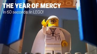 The Year of Mercy in 60 Seconds. In LEGO!