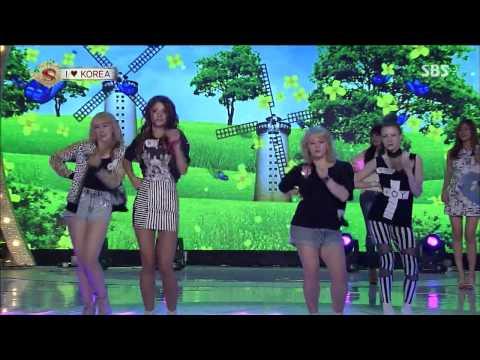 놀라운 대회 스타킹 130803 #14(10) (видео)