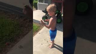 Brock's Steven and Carter Video