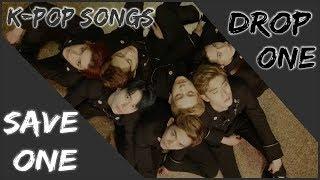 Video SAVE ONE DROP ONE: K-POP SONGS GAME MP3, 3GP, MP4, WEBM, AVI, FLV Januari 2019