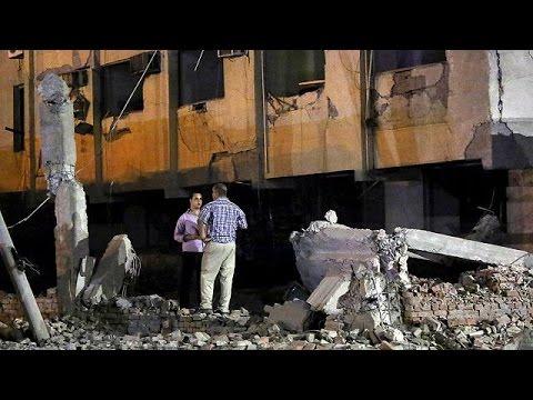 Αίγυπτος: Βομβιστικές επιθέσεις κοντά σε κυβερνητικά κτίρια