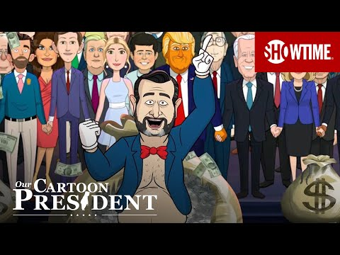 'America, My F@%ked Home' & New Closing Song   Our Cartoon President   SHOWTIME
