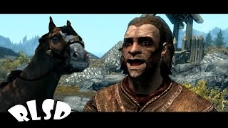 Guy Makes Whole Music Video about Character from Skyrim, and It's Actually Good