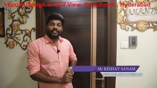 Interior Design in Golf View Gachibowli Hyderabad