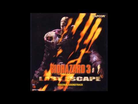 Resident Evil 3 OST-32-Downtown ~ Abrupt Gunfire
