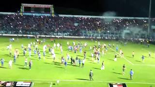 Video AREMA VS PERSIB  AREMANIA NGAMUK PART #1 MP3, 3GP, MP4, WEBM, AVI, FLV Oktober 2018