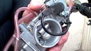 8. How to Tune/Adjust KTM 2 Stroke Carburetors
