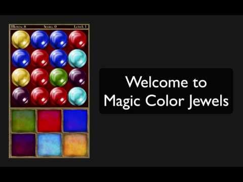Video of Magic Color Jewels