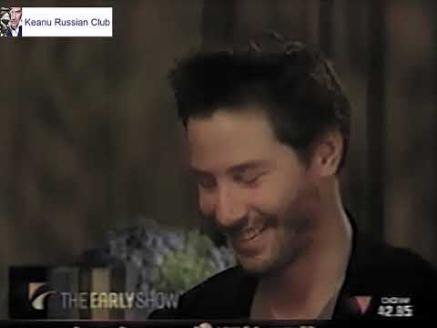 2000 Keanu Reeves / The Replacements / Promo Interview