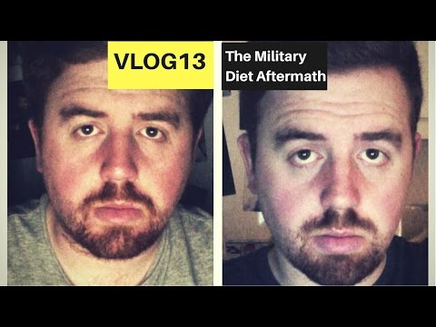 "Vlog13 ""The Military Diet Aftermath, Did the Weight Stay Off? How much have I Lost? What Next?"""