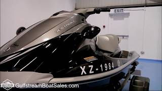 3. Yamaha Waverunner VX Deluxe -- Review and Water Test by GulfStream Boat Sales