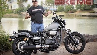 4. Yamaha Bolt - BIKE ME!