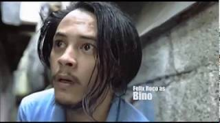 Felix Roco is Bino Campos on Brillante Mendoza's Amo. Coming soon to Kapatid TV5