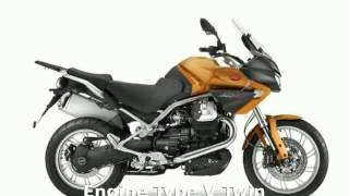 2. 2010 Moto Guzzi Stelvio 1200 ABS -  Transmission Info motorbike Features Engine superbike