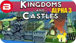 Kingdoms and Castles Gameplay: ALL THE DAMAGE!!! #24 - Lets Play Kingdoms & Castle Alpha