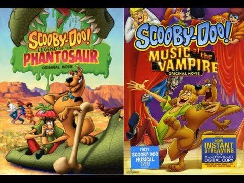SD: Legend...Phantosaur (2011) & SD: Music...Vampire (2011) - Animation Review