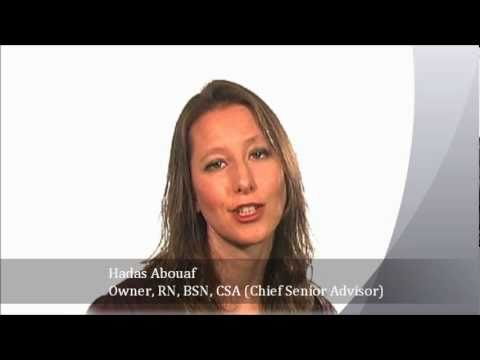 video:Hadas Abouaf - CarenetLA and In Home Care in Los Angeles