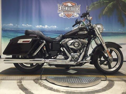 2014 Harley-Davidson Switchback