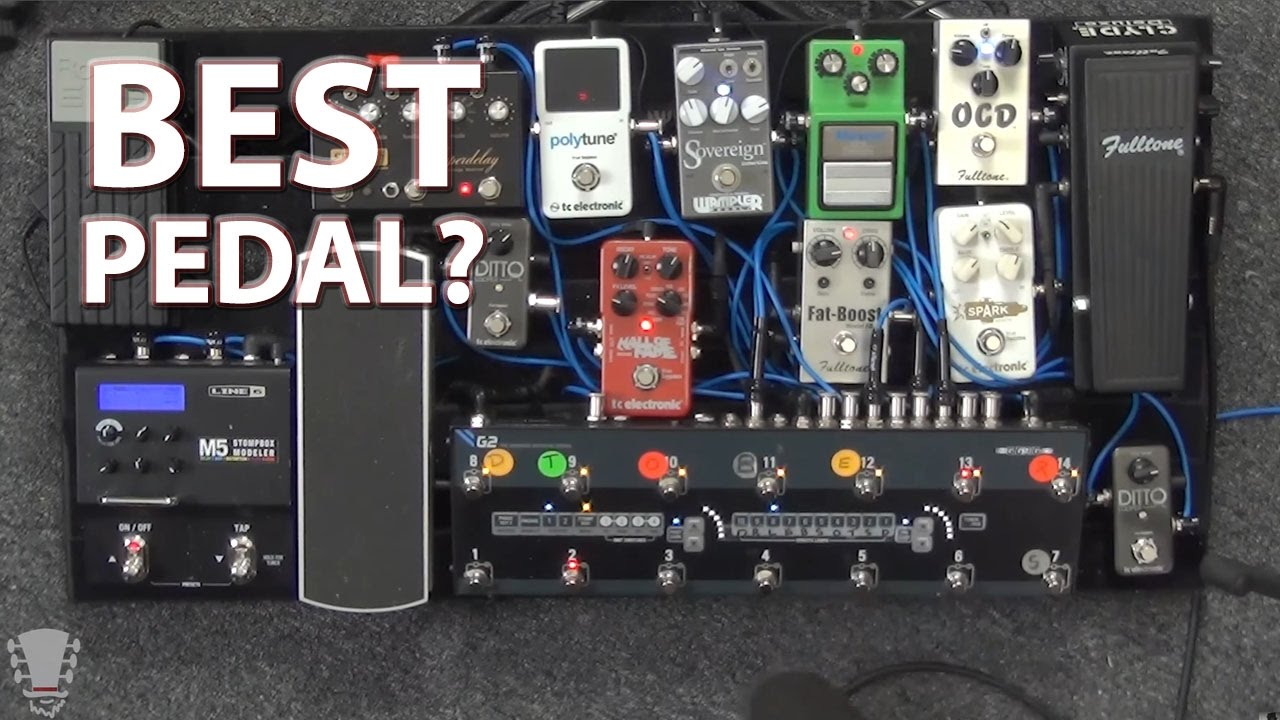 The BEST Guitar Effects Pedals That YOU Need and Why