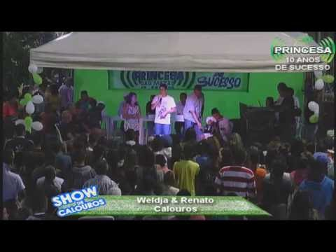 Show de Calouros da Princesa Weldja & Renato