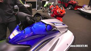 9. 2013 Kawasaki Jet Skis at the Toronto Boat Show