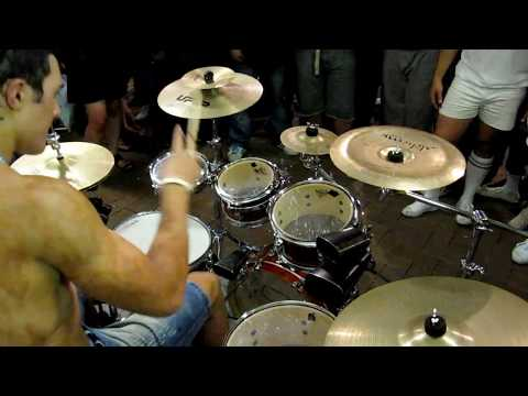 Stick Tricks Drum Solo