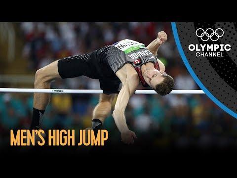 Men's High Jump Final | Rio 2016 Replay (видео)