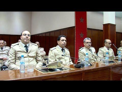 تنصيب عدد من رجال السلطة الجدد بعمالة مراكش