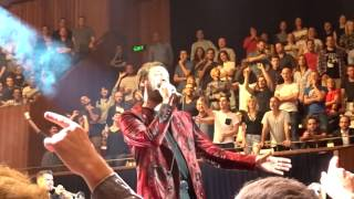 Kasabian-Stevie @Sydney Opera House 2017