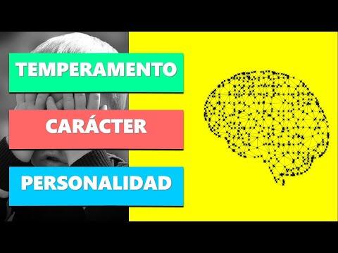 Diferencias entre Temperamento, Carácter y Personalidad   Psicología