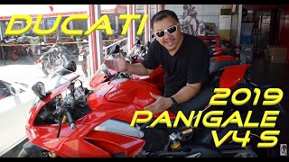 10. Shop Talk: Ducati 2019 Panigale V4 S | Panigale 959 | Supersport S