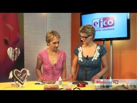 BastelzeitTV 75 - Pappherzen