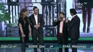 """لحظات - يوسف عرفات """"عمري كلو"""" -  Arab Idol"""