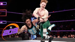 Nonton Mustafa Ali vs. Gentleman Jack Gallagher: WWE 205 Live, Feb. 20, 2018 Film Subtitle Indonesia Streaming Movie Download