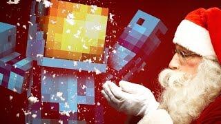 YOUTUBER NAUGHTY&NICE LIST! - Minecraft Santa Science (Pt.2)