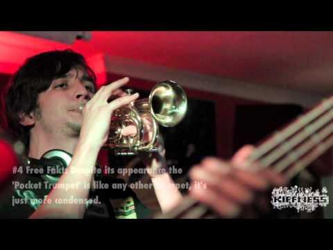 The Kiffness LIVE @ Surf Cafe 2012