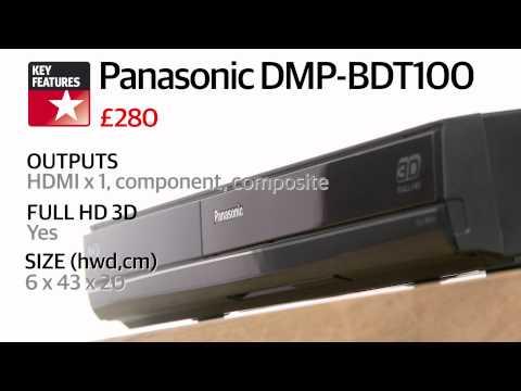 Panasonic DMP-BDT100 review