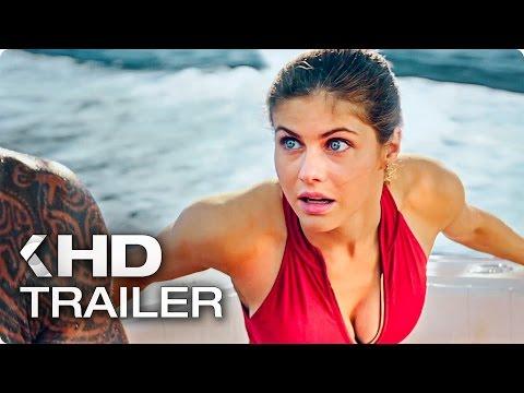 BAYWATCH Red Band Trailer (2017)