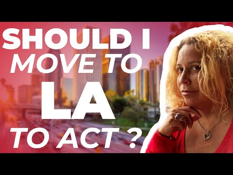 When should I Move to LA to be an Actor? | Talent Manager Advice