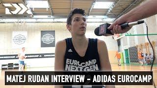 Matej Rudan Interview - Adidas Eurocamp